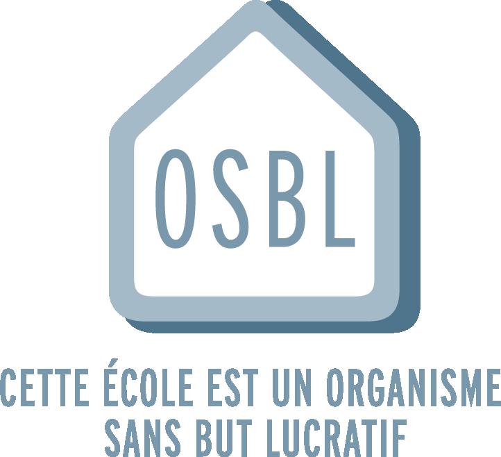OSBL - Cette école est un organisme sans but lucratif