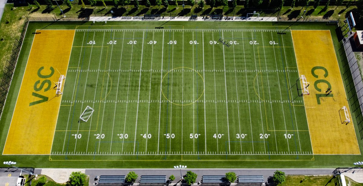 Image terrain de football