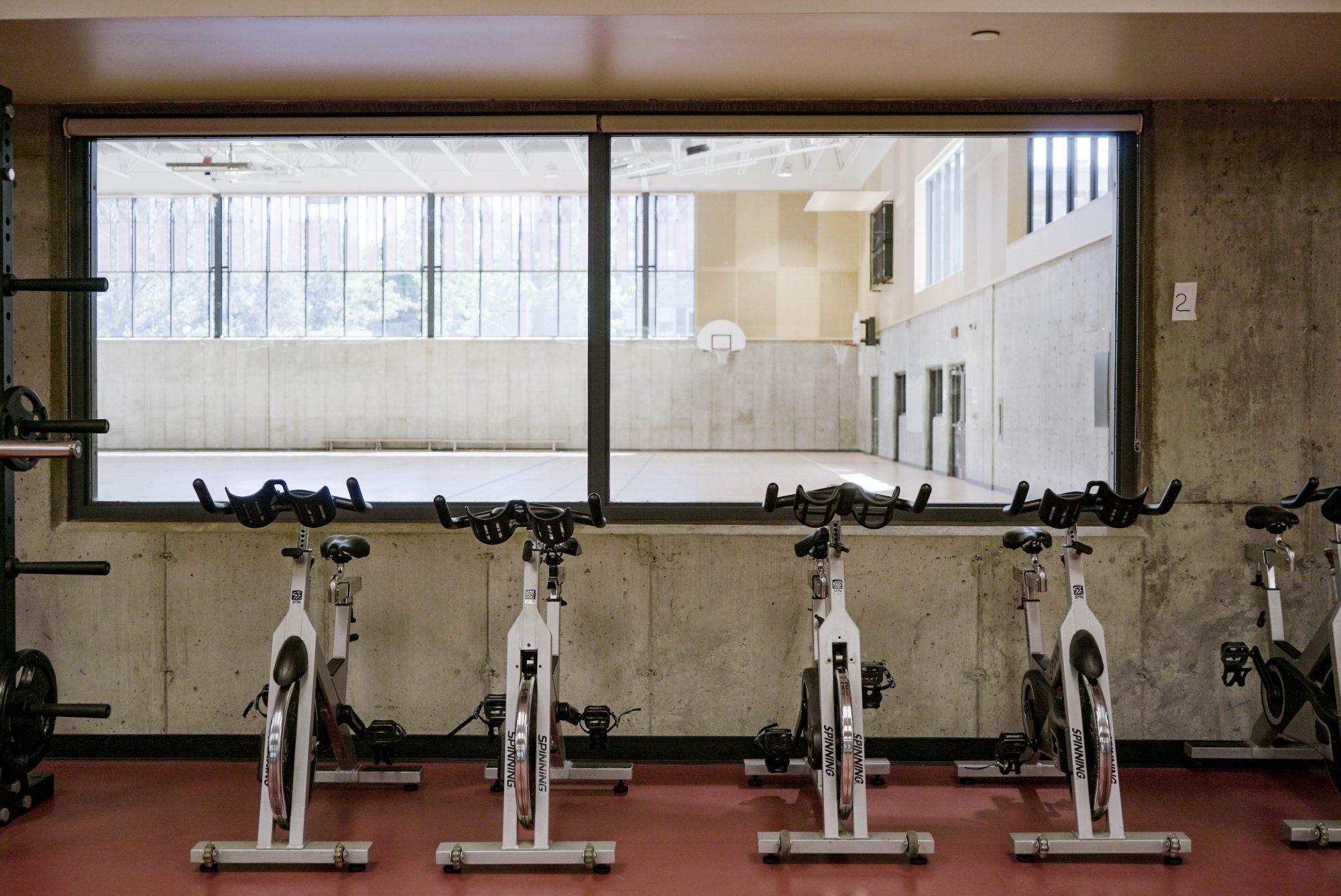 Image gym vélos