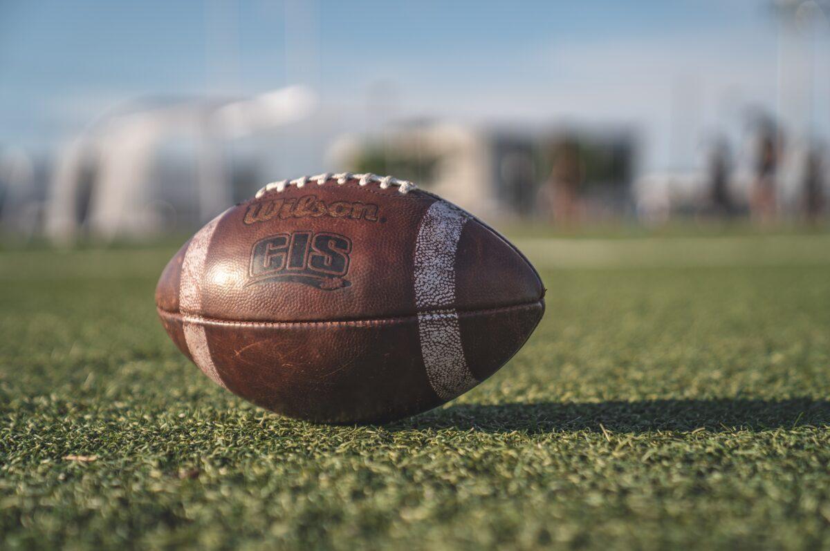 Image ballon football