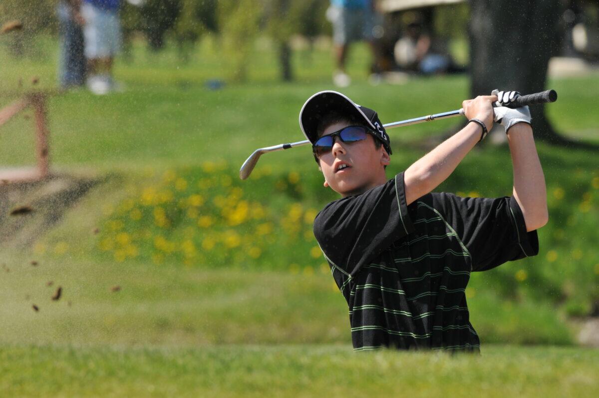 Image golfeur