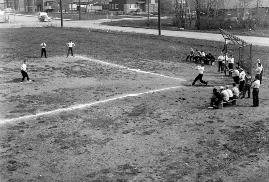 Photo baseball vintage