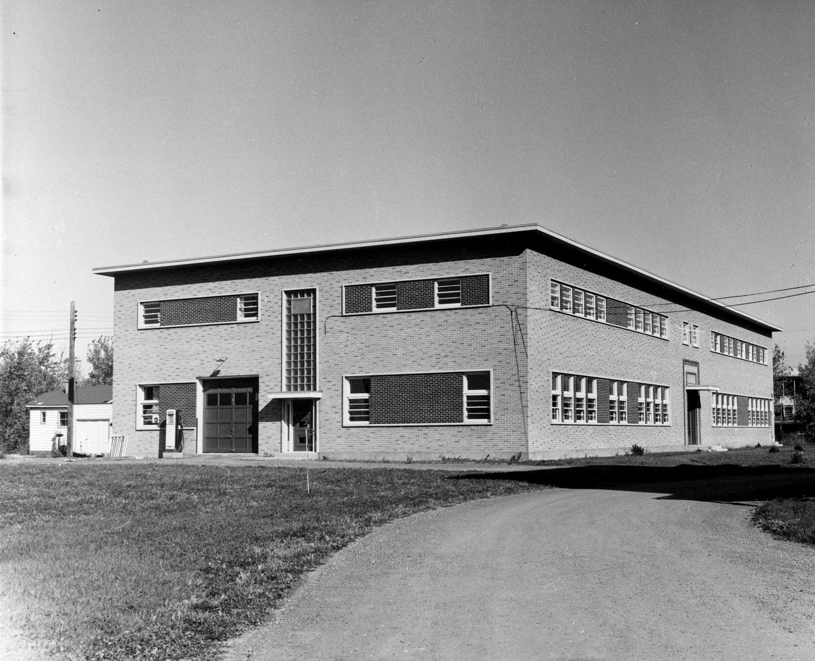Image campus vintage